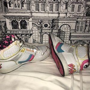 Osiris 80's high top sneakers